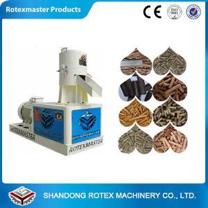 Flat die wood machine wood pelletizing equipment stainless alloy steel