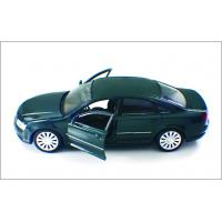 Wholesale OEM 1:24 Diecast Smart Custom Scale Model Cars Displays Audi A8 from china suppliers