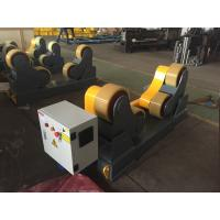 Wholesale Self Aligned Pipe Turning Rolls Pipe Welding Rollers 350 X 120mm Rubber Wheels from china suppliers