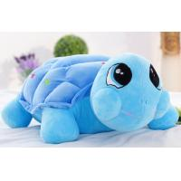 Plush Couple Tortoise Toy with Big Eyesbos Soft cloth Cute animal design