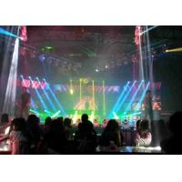 Die - casting Aluminum  Full Color Indoor LED Screen For Concerts