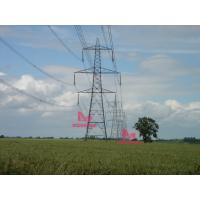 China Greenfield tower for overhead transmission line project wholesale