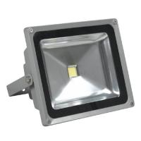 Wholesale IP65 Aluminium Die Castings , A380 50W Led Flood Light Housing With Lampholder from china suppliers