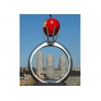 Wholesale Park Garden Decoration Stainless Steel Modern Monumental Sculptures from china suppliers