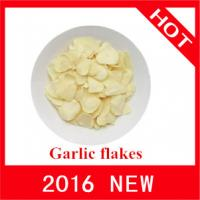 new dehydrated garlic flakes