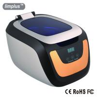 42kHz Household Digital Ultrasonic Cleaner For Jewelry Watch With 5 Cycles Timer
