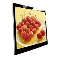 high resolution 26 Inch wall mounted LCD Digital Signage Display Video Advertising With network
