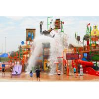 Hawaiian Tropical Style Big Water Park Playground For Adult And Kids