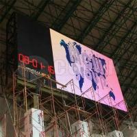 China High Contrast Indoor LED Screens P10mm  with Noiselss No Fans Design wholesale