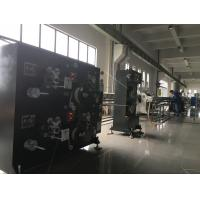 High Efficient Plastic Filament Extruder Machine For Nylon Grass Trimmer Line