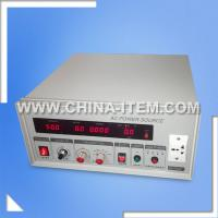 CX-9001 1KVA AC to AC Variable Frequency Power Supply