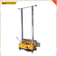Buy cheap Inclusive Cement Render Machine Smooth Finishes Concrete Stucco Building from wholesalers
