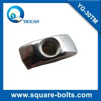 Wholesale slot 8 hammer head nut for 30 series of industrial profile connection from china suppliers