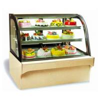 Buy cheap Commercial Refrigerated Display Unit , Food Display Fridge With Defrost System from wholesalers