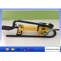 CFP-800 70Mpa Hydraulic Power Foot Operated Pump For Power Supply