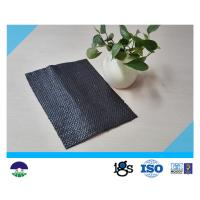 Quality 289G PP Woven Geotextile Soil Filter Fabric 53KN / 56KN for sale