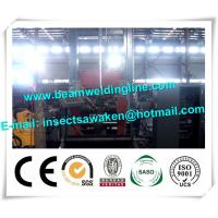 China PHJ15 Combined H Beam Production Line 3 In 1 H Beam Welding Machine wholesale