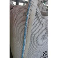 China 1 Ton Conductive Big Bag Groundable For Anti - Static Pp Fabric , 5-1 Safety Factor wholesale