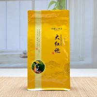 PET PE Plastic Tea Packaging Pouch Stand Up / Heat Sealable Tea Bags Three Side Seal