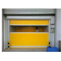 Auto Rolling Door 3 Sides Nozzle Modular Cleanroom Air Shower For Medical Industrial