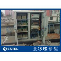 China Rectifier System Wireless Base Station Cabinet Mixed Cooling Temperature Control wholesale