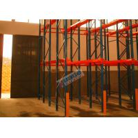 China Customized Warehouse Storage Racks Drive In Pallet Racking Q235B Steel Material wholesale