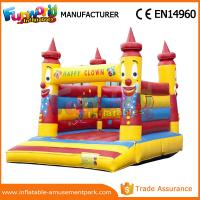 China Custom Inflatable Bouncer Slide Inflatable Jumping Castle With Air Blower wholesale