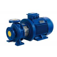 China Open Impeller Non Clog Centrifugal Salt Water Pump Sing Stage Wear Resistant wholesale