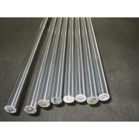 Wholesale Round CK45 Hard Chrome Plated Steel Rod / Cold Drawn Steel Bar from china suppliers