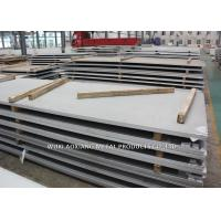 Wholesale HL Industrial Hot Rolled Steel Plate / Stainless Steel Mirror Finish Sheet 1.4372 from china suppliers