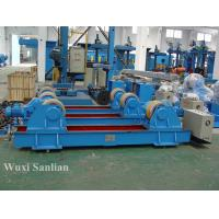 China Conventional Tank Turning Rolls / PU Wheels Welding Pipe Rollers HGK-40 wholesale