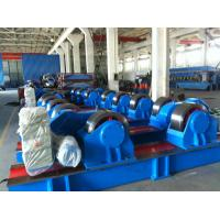 Conventional Blue Welding Turning Rolls HGK-60 50HZ for Pressure Vessel