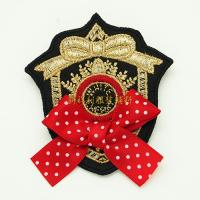Wholesale Decorative Clothing Embroidered Patches Embroidered Badges No Minimum from china suppliers