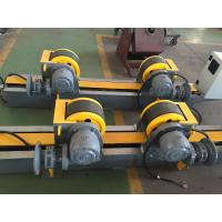 Wholesale Single Drive Pipe Supports Stands Turning Speed Range From 0.1 – 1 M / Min from china suppliers