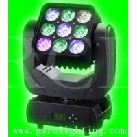 Wholesale LED 9 x 10W For Theatre 4in1 RGBW Matrix Moving Head Wash Light Black Case LED Beam Moving Head from china suppliers