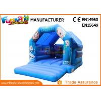 Buy cheap Inflatable Frozen Bounce House Cheap Jumping Bounce House For Sale from wholesalers