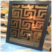 Prime Quality Decorative Stainless Steel 304 Mirror Plate Golden Color In Foshan Mirror Metals