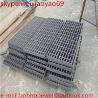 Quality Grating Ditch Cover Steel Gratings Trench Cover for sale