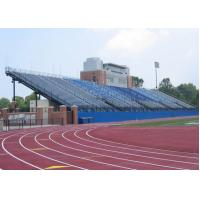 Storage Space Permanent Grandstands Outdoor With Greater Visitor Experience