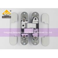 Wholesale 110mm 40kg Concealed Internal Three Way Hinge For Hidden wood Door from china suppliers