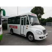 5.6m 18 Seater Minibus 100 Km / h Wheelbase 3100 Electric Shuttle Bus