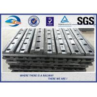 China Railway fish plates for heavy rail: 38kg, 43kg, 50kg and 60kg wholesale