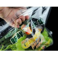 China Fruit stand up zipper bags / pouches , Fruit And Vegetable Bean stand up Bags wholesale