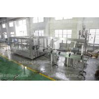 China Pulp Juice 4 In 1 Filling Line wholesale