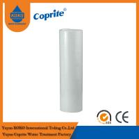 Wholesale 20B 1 / 5 Micron White PP Sediment Water Filter Cartridge For Water Filter from china suppliers