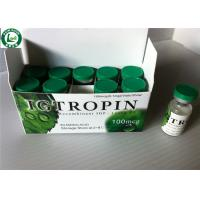 Wholesale 1000mg Injectable Human Growth Hormone Steroid Long R3 IGF 1 / IGTROPIN from china suppliers
