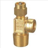 Wholesale gas cylinder valves QF-2A from china suppliers