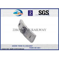 China Composite Brake Shoes / Block Rail Fastening System With SGS Approved wholesale