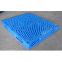 Wholesale Large size with double face plastic pallets produced in China, steel tube inside pallets from china suppliers