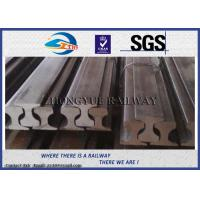 China American / BS / UIC860/ UIC50/54/60 Standard Steel Rail, Crane rail ,railroad rail wholesale
